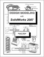 Design Modeling with SolidWorks 2007 small book cover