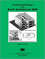 Commercial Design Using Revit Architecture 2008 small book cover