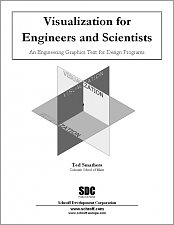 Visualization for Engineers and Scientists small book cover