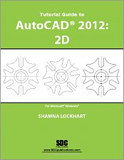 Tutorial Guide to AutoCAD 2012: 2D small book cover
