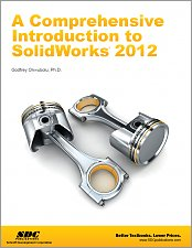 A Comprehensive Introduction to SolidWorks 2012 small book cover