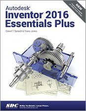 Autodesk Inventor 2016 Essentials Plus small book cover