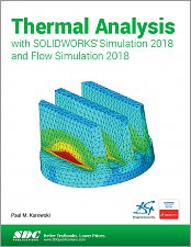 SOLIDWORKS Simulation 2018 Books & Textbooks - SDC Publications