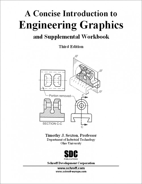 A Concise Introduction to Engineering Graphics Third Edition, Book
