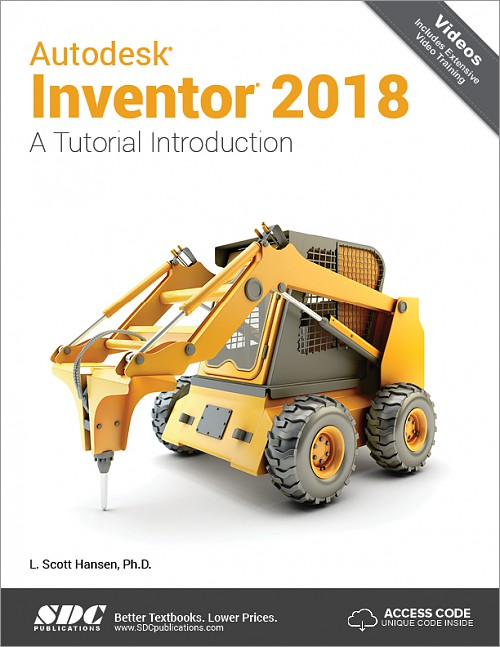 Autodesk Inventor Books & Textbooks - SDC Publications