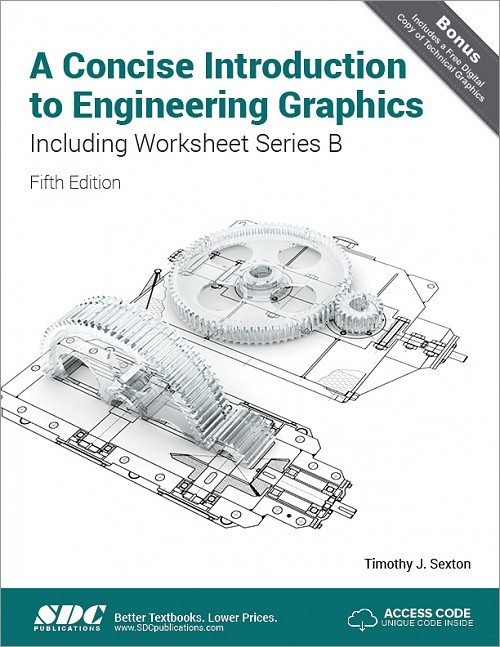 A Concise Introduction to Engineering Graphics Including